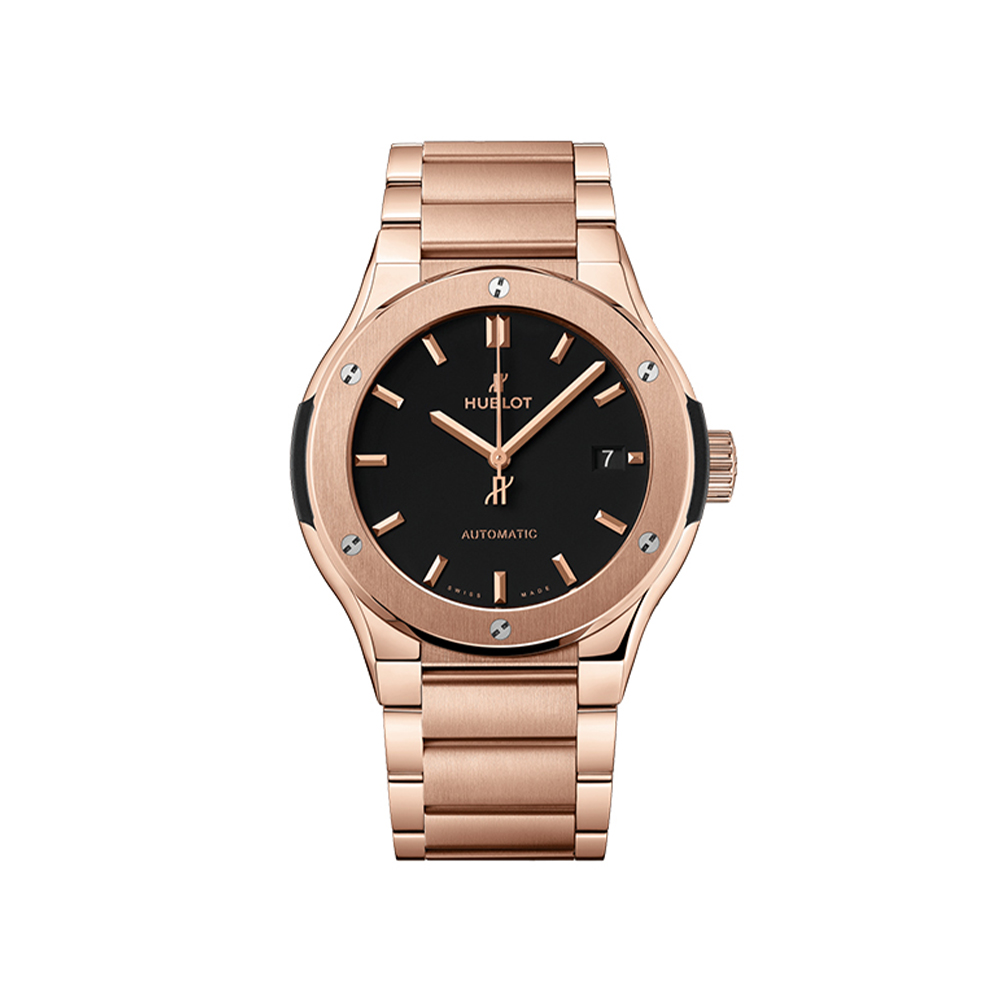 HUBLOT CLASSIC FUSION KING GOLD 45 MM