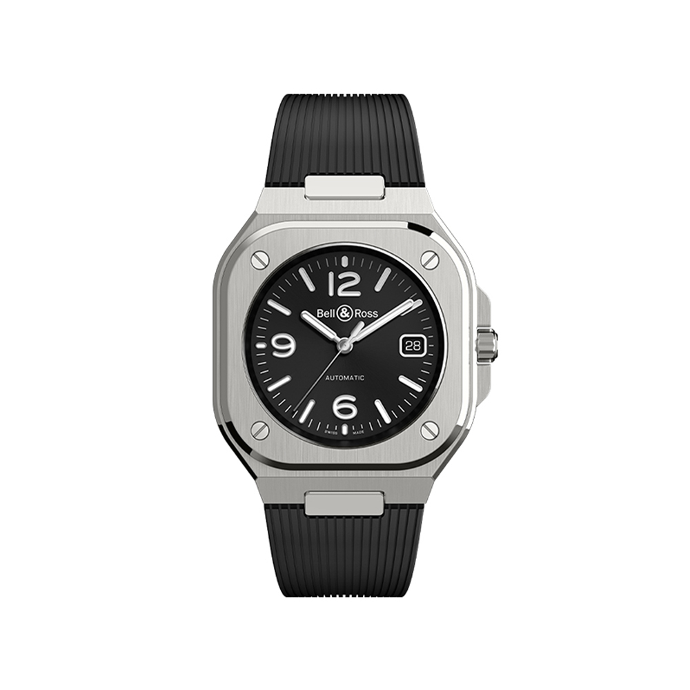 Bell&Ross BR 05 BLACK STEEL