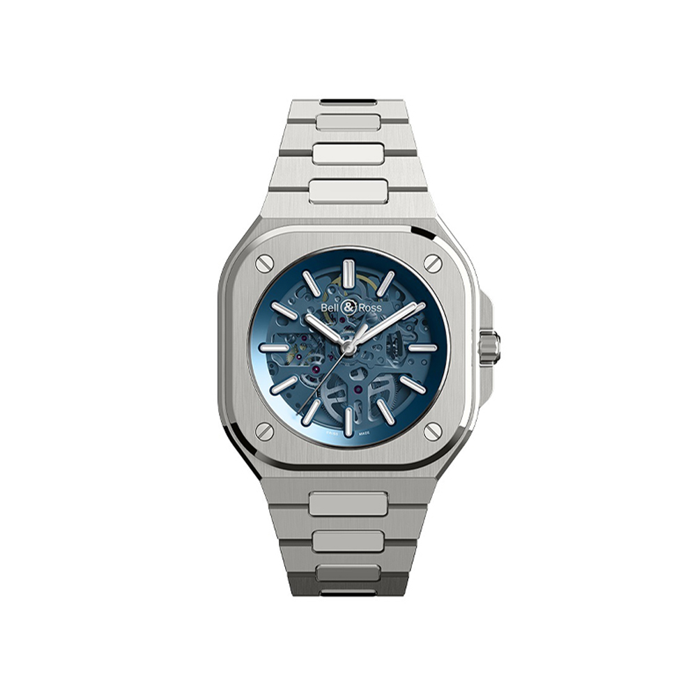 Bell&Ross BR 05 SKELETON BLUE