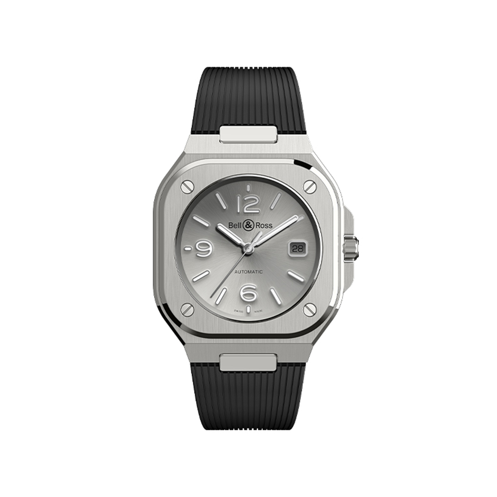 Bell&Ross BR 05 GREY STEEL