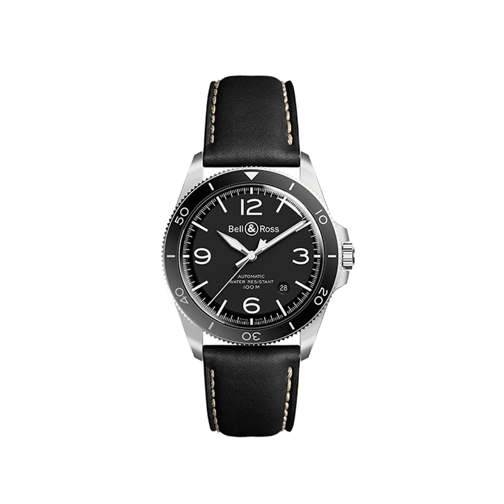 Bell&Ross BLACK STEEL