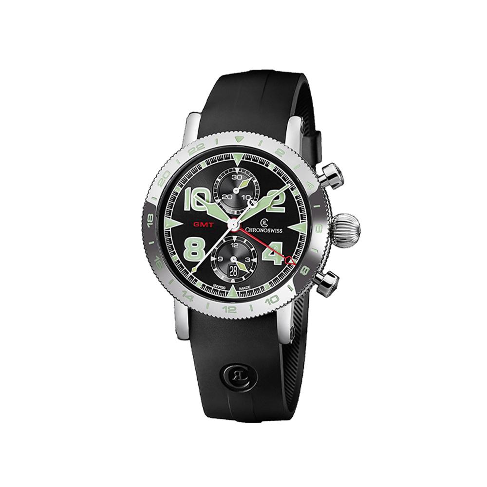 CHRONOSWISS Chronograph GMT