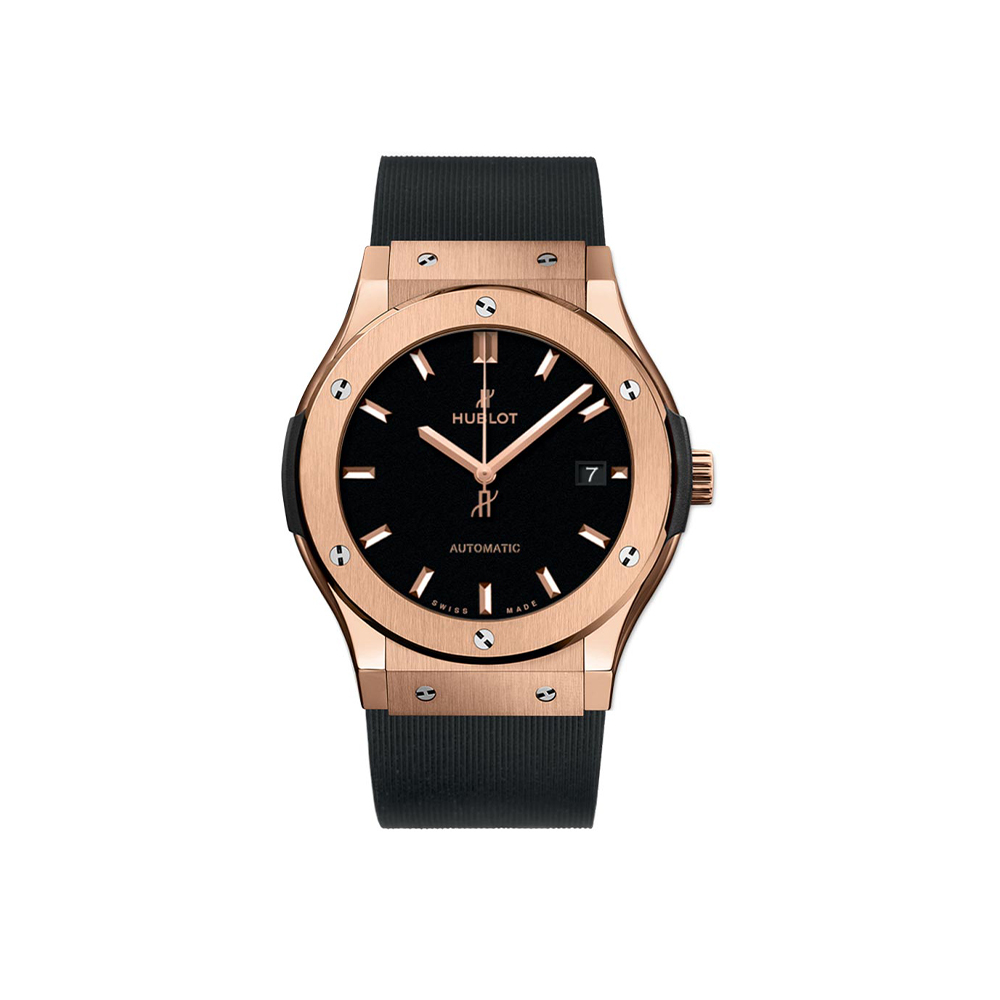 HUBLOT CLASSIC FUSION KING GOLD 33 MM