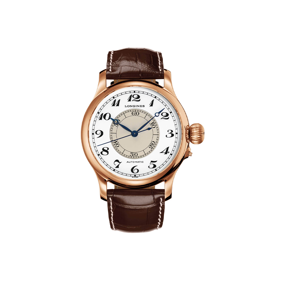 LONGINES HERITAGE WEEMS GOLD